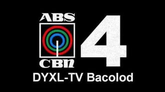 ABS-CBN-4 DYXL-TV Bacolod Sign-Off Late-1980's (Remake version)