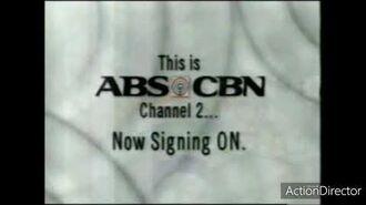 ONE VOICE Choir ABS-CBN Sunday TV Mass April 2001