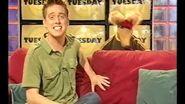 CBBC closedown and BBC ONE continuity 13th July 1999