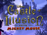 Giant Apple Runaway - Castle of Illusion Starring Mickey Mouse