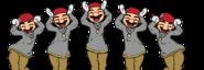 SIIVAGUNNER CRANK SQUAD - SUPER GANGSTA BROS. MIXTAPE (PROD. HALTMANN WORK$$$) - GangstaMarioCaramella (Eevee)