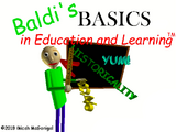 School - Baldi's Basics in Education and Learning