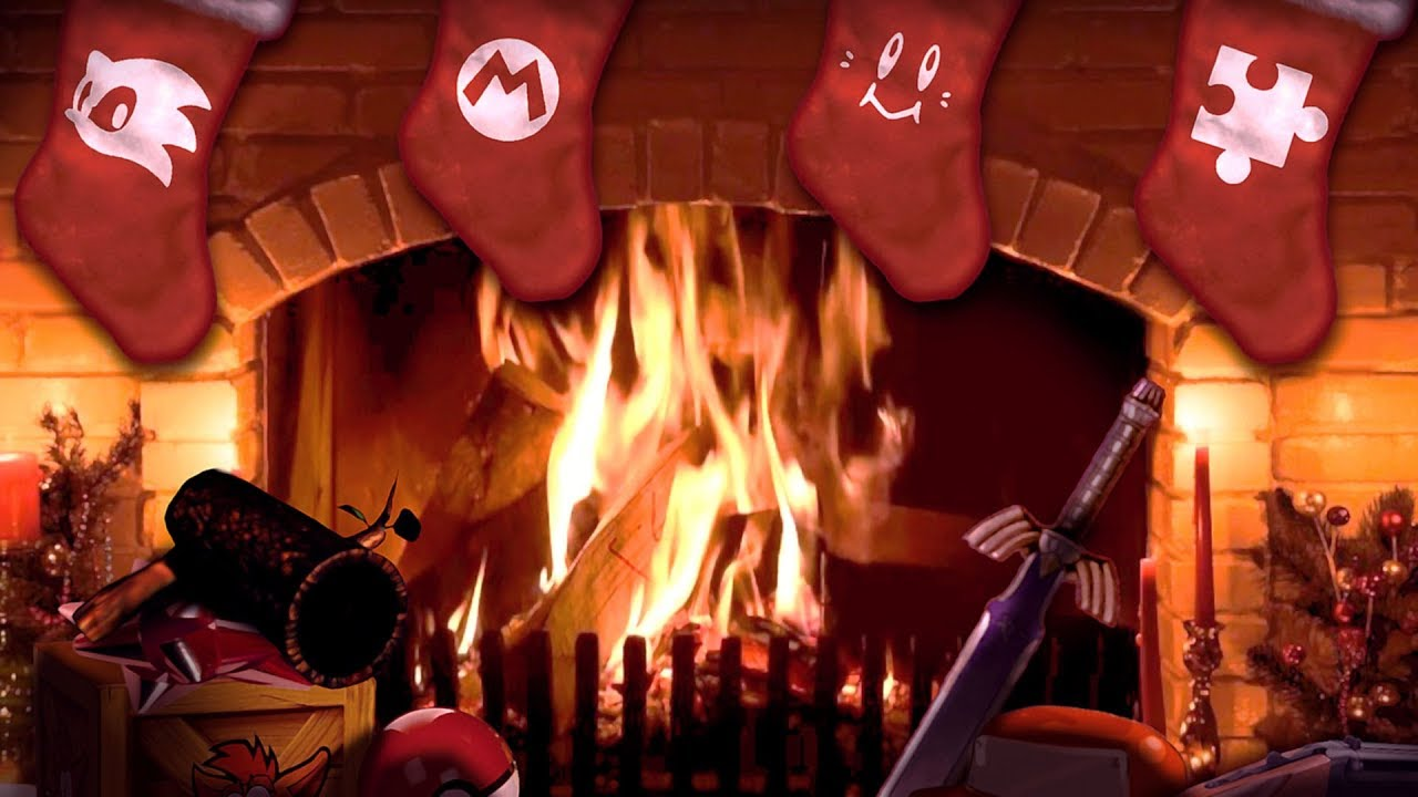Yule Log Medley Collab | SiIvaGunner Wikia | FANDOM powered by Wikia