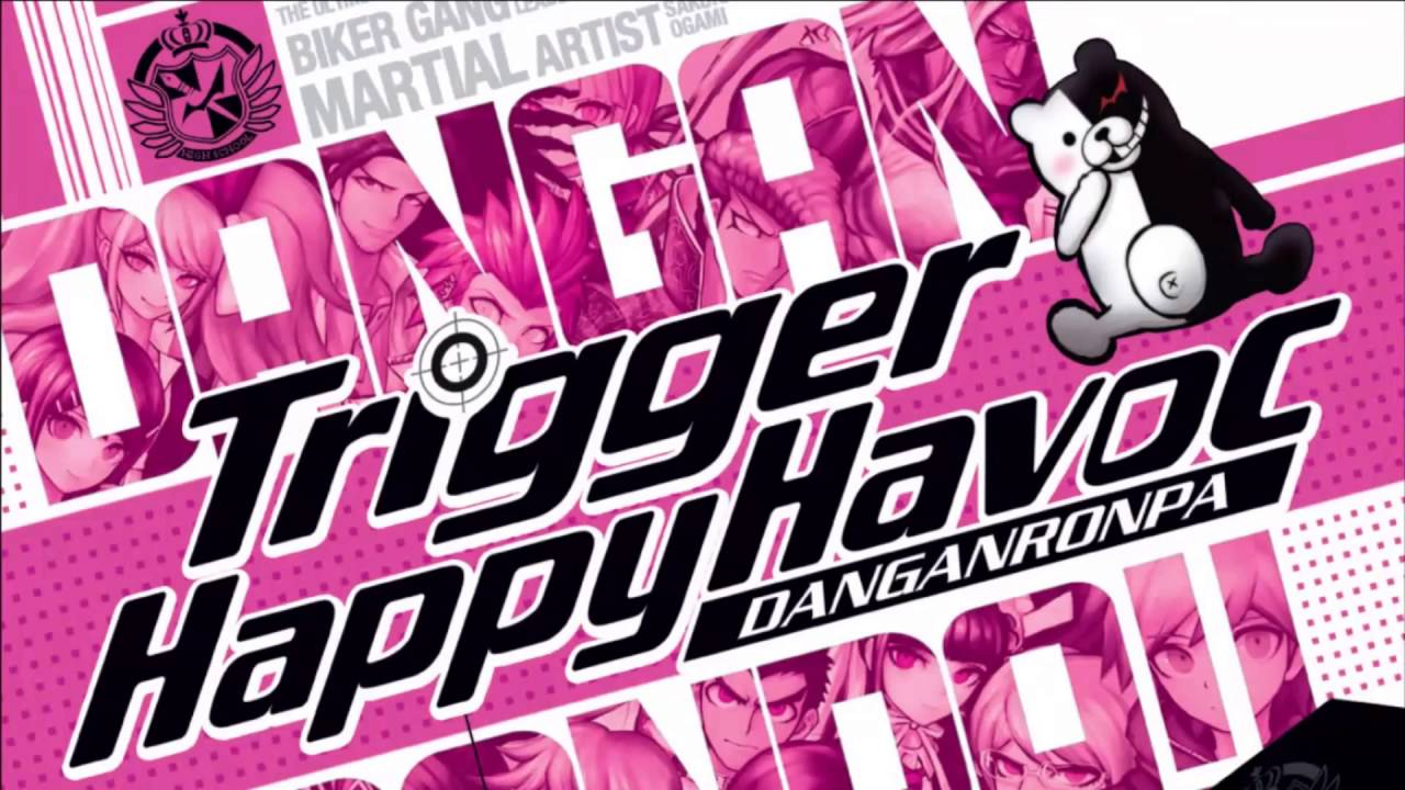 Danganronpa Beta Mix Danganronpa Trigger Happy Havoc