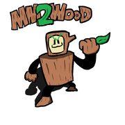 Wood Man fanart 66