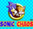 Player Select - Sonic Chaos