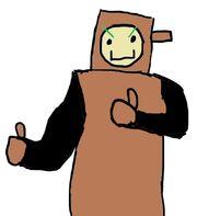 Wood Man fanart 29