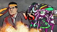 REGGIE FILS-AIMÉ vs. OFF THE HOOK