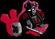 King Dedede - Shadow Dedede (BAS229)