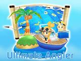 Title (Day) (SpotPass Event: National Go Fishing Day) - Ultimate Angler / StreetPass Fishing