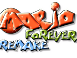 Title Screen - Mario Forever Remake