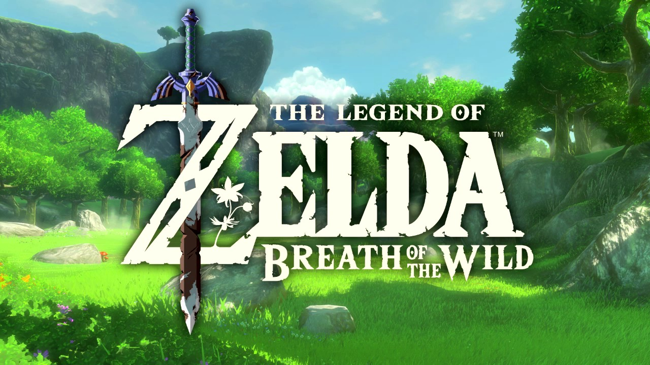 Korok Forest (Day) - The Legend of Zelda: Breath of the Wild