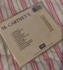 Mc Cartney II - Jerry Temporary