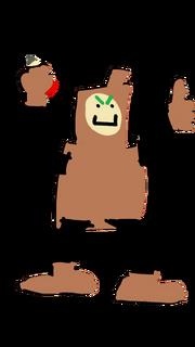 Wood Man fanart 27
