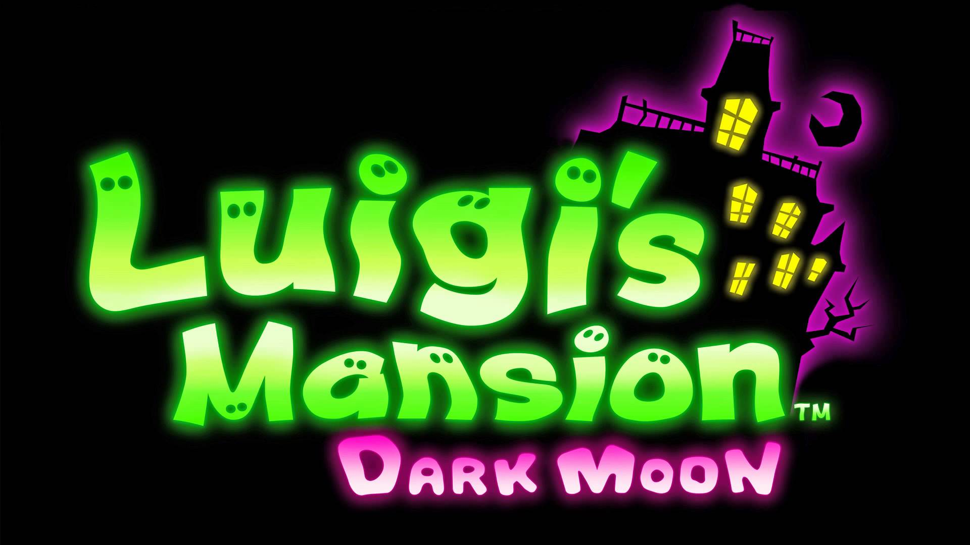 Luigis Mansion Dark Moon