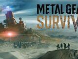 Main Theme - Metal Gear Survive