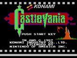 Vampire Killer (Famicom Disk System) - Castlevania