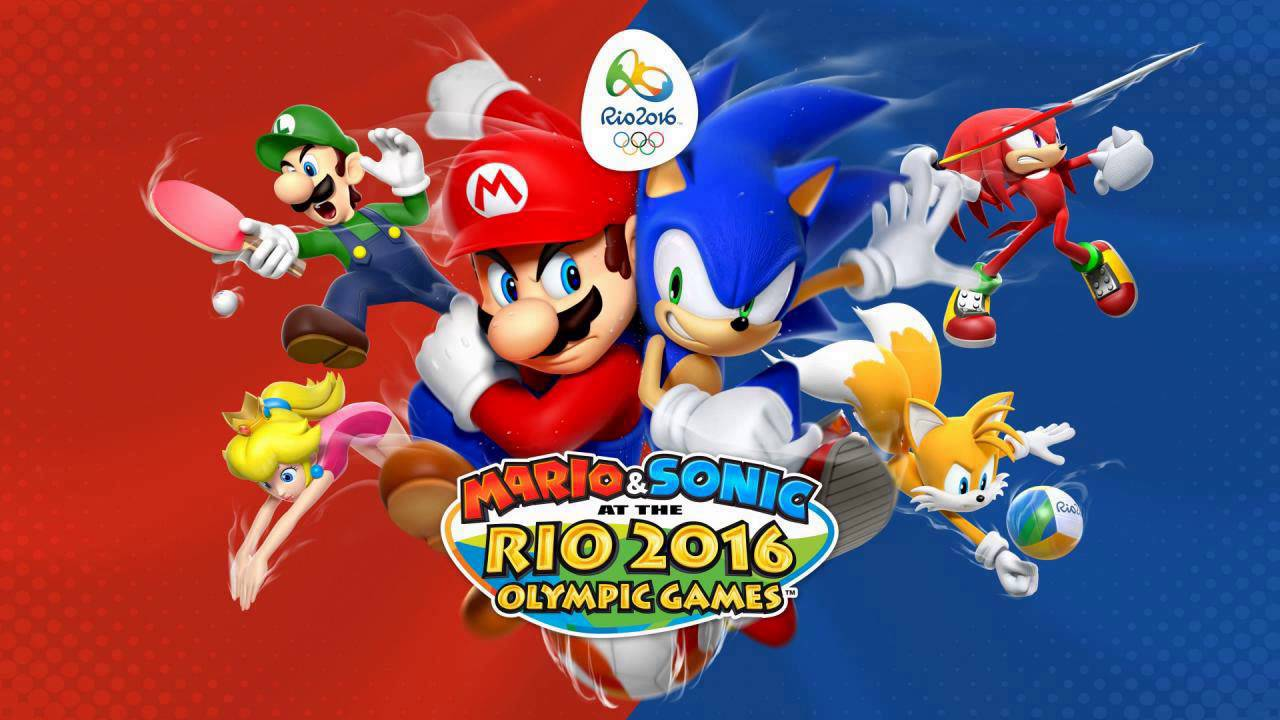 Slider (Super Mario 64) (Classic) - Mario & Sonic at the Rio