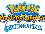 Rescue Team Base - Pokémon Mystery Dungeon: Blue Rescue Team