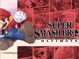 Crowd Cheering SFX (Mario) - Super Smash Bros. UItimate