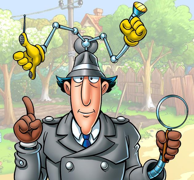 Inspector Gadget Siivagunner Wikia Fandom Powered By Wikia
