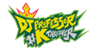 GilvaSunner - DJ Professor K Presents- 24-7 FUNKY FRESH BEATS FROM TOKYO-TO - K Takeover Logo - SmokyThrill77