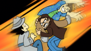 GilvaSunner - Inspector Gunner 2 With Critic - LarryInc64 Guru Larry