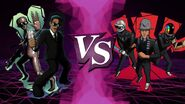 KFAD2 Men in Black vs Daft Punk ft Pharrell