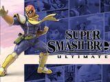 Big Blue - Super Smash Bros. UItimate