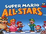 Super Mario All Stars Music - SMB3 World 1 Map (Beta Mix)