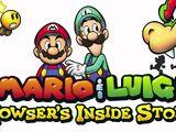 Deep Castle (Inside Bowser) - Mario & Luigi Bowser's Inside Story
