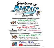 MAGFest 2019 SiIvaGunner schedule