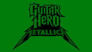 Guitar Hero Metallica green