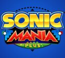 Discovery - Title Screen - Sonic Mania Plus
