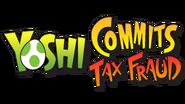 Yoshi Commits Tax Fraud Logo