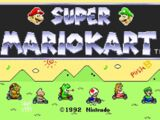 Bowser's Rank - Super Mario Kart