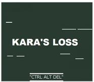 Kara loss