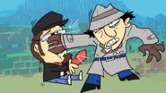 GilvaSunner - Inspector Gunner 2 With Critic - LarryInc64 Gadget v Critic 3