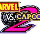 Character Select - Marvel vs. Capcom 2