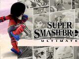 Wii Shop Channel - Super Smash Bros. UItimate