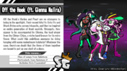 Off the Hook revealed