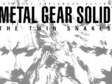 Underground Passage - Metal Gear Solid: The Twin Snakes