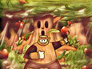 Wood Man fanart 10