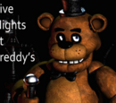 Darkness - Five Nights At Freddy's