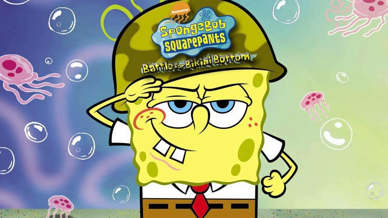 spongebob u0027s dream spongebob squarepants battle for