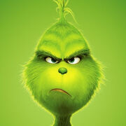 The Grinch avatar