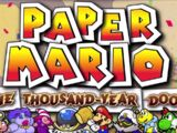Professor Frankly - Paper Mario: The Thousand-Year Door