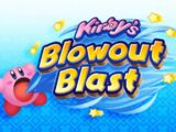 King Dedede's Theme - Kirby's Blowout Blast