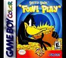 Snowy Mountain - Daffy Duck: Fowl Play