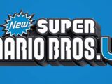 Menu Theme - New Super Mario Bros. U